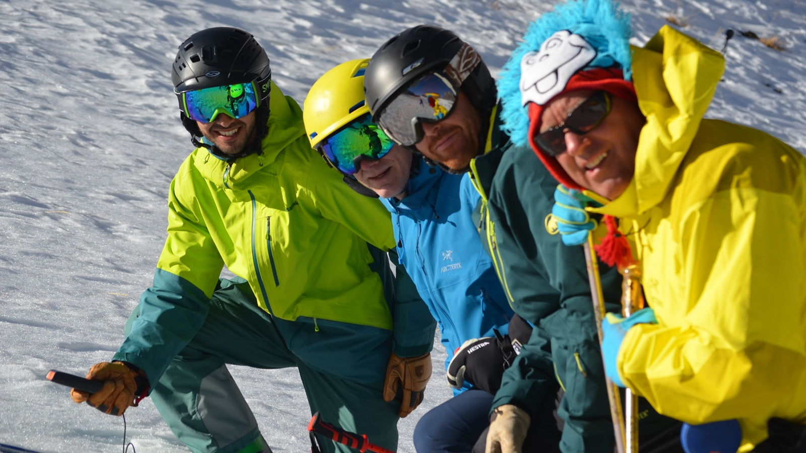 Mountain Safety | Avalanche Risk | Coaching | Security | Course | LVS