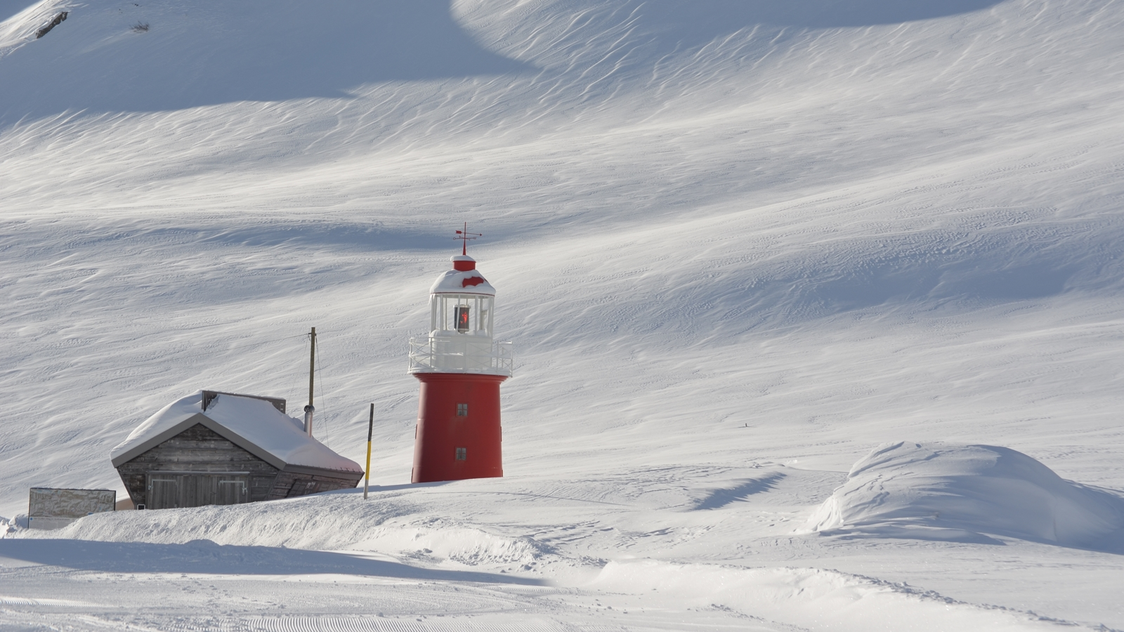 Andermatt | Lighthouse | Snow | Oberalppass