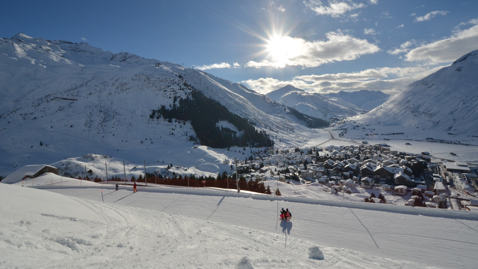 Sledding | Corporate Event | Snow Adventure | Teambuilding