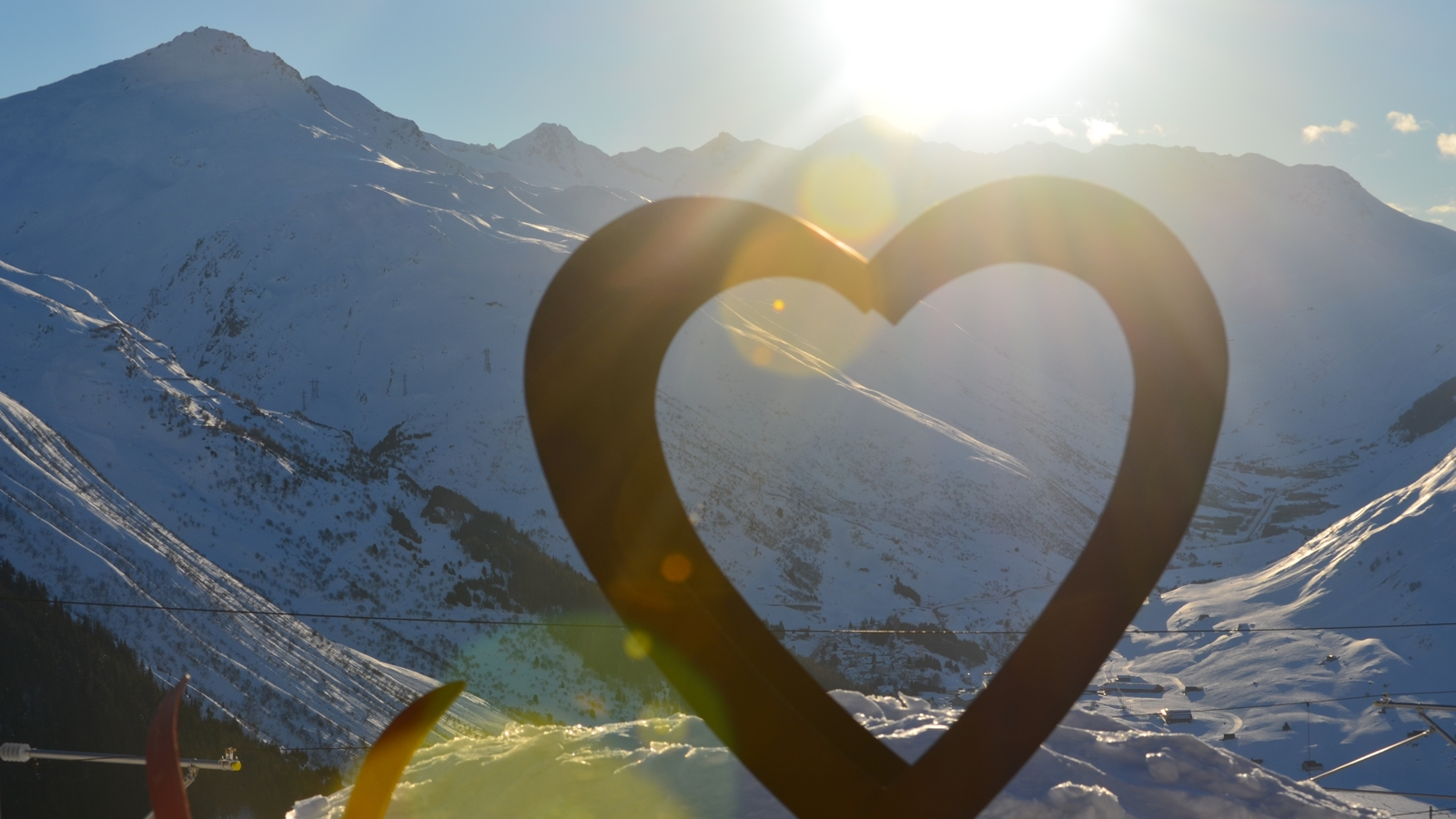 Love | Andermatt | Snow