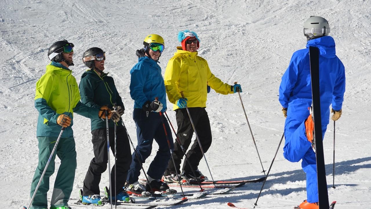 Performance Ski Camp with Ski Academy in Andermatt, Andermatt´s best ski school