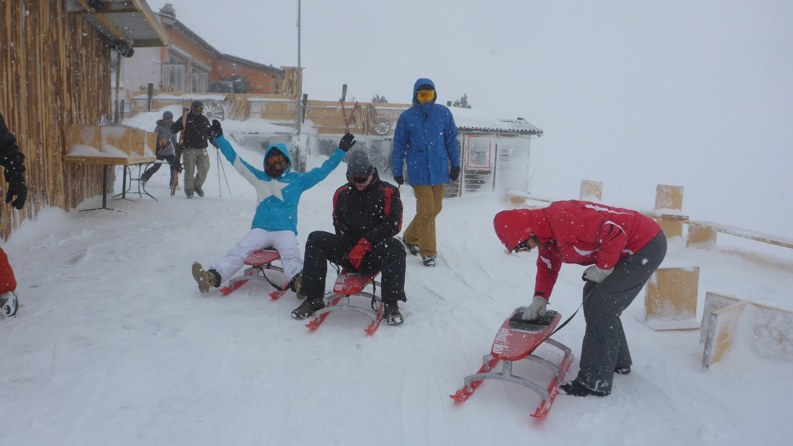 Snow Events; Adventures; Team-building; Corporate Events; Ski Academy Andermatt;