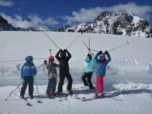 Kids Ski Camp in Andermatt; Summer Ski Camp; Ski Academy Andermatt; endless fun; highly certified instructors; snow and sunshine; play in the snow; kids love skiing; go with a pro; be safe on the slopes; unforgetable ski lessons; best snowsports instructor;