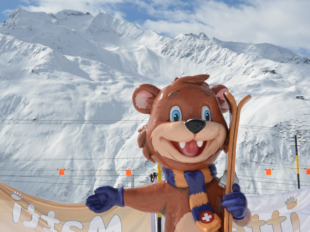 Matti's kids area; Natschen; Andermatt; Ski Academy; Best ski school in Andermatt; learn to ski;