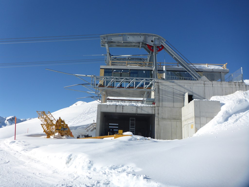 New gondola connecting Valtgeva learning area with Disentis 3000; Ski Academy; Ultimate Adventure; learn what's new in Andermatt; Andermatt news and events;