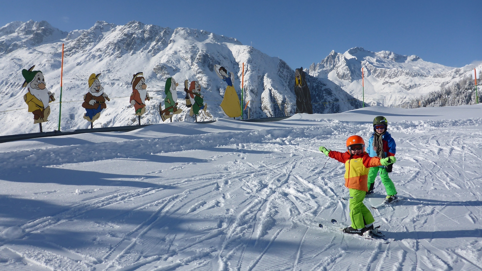 Private Lesson | Kids | Endless Fun | Ski Academy