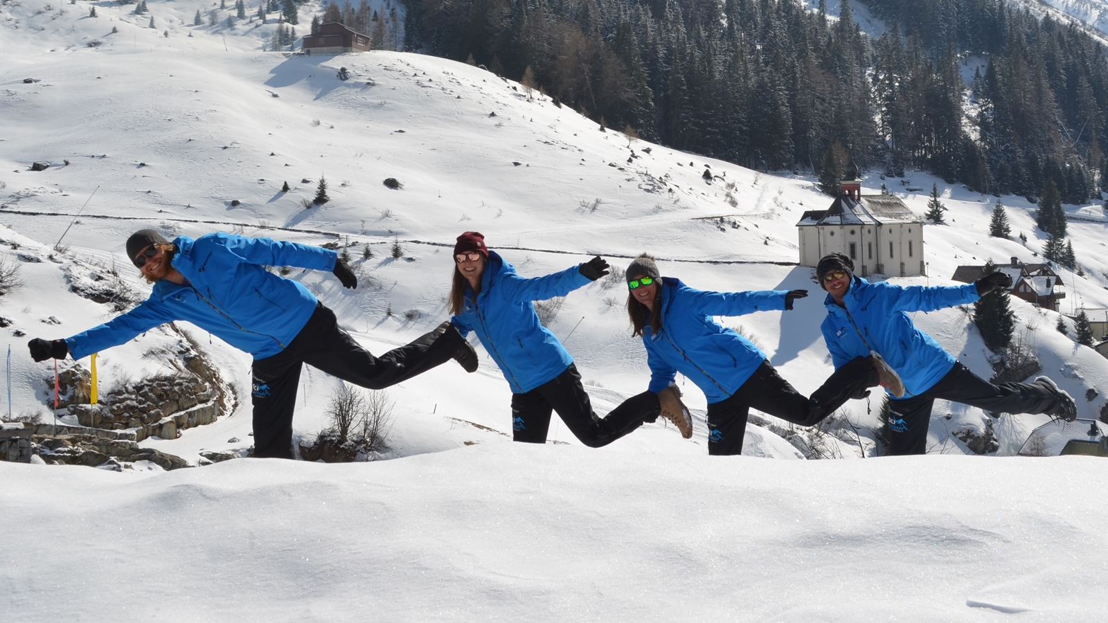 Ski Academy | Andermatt | Team
